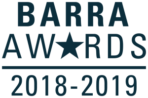 Barra Award Recipient